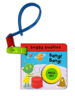 Book cover for Soundchip Buggy Buddies: Bang! Bang!
